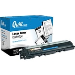 Quill Brand® Laser Toner Cartridge Comparable to Brother® TN210 Black (Lifetime Warranty)