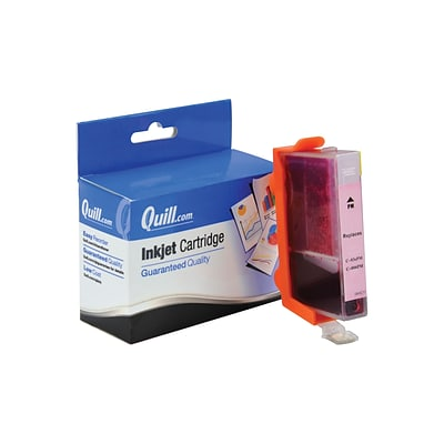 Quill Brand Compatible Ink for Canon® BJC-600; BCI-3ePM) Photo Magenta (100% Satisfaction Guaranteed)