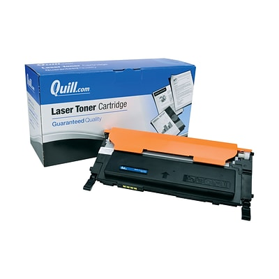 Quill Brand Compatible Dell™ C815K (330-3015) Cyan Laser Toner Cartridge (100% Satisfaction Guaranteed)