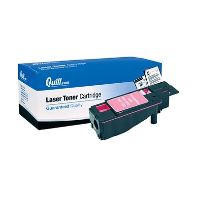Quill Brand Compatible Dell™ XMX5D (331-0780) Magenta Laser Toner Cartridge (100% Satisfaction Guaranteed)