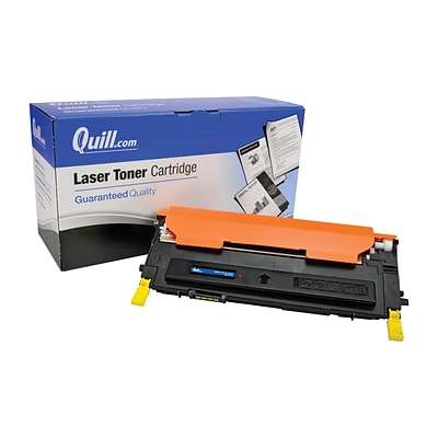 Quill Brand Compatible Samsung® CLTY409S Yellow Laser Toner Cartridge (100% Satisfaction Guaranteed)