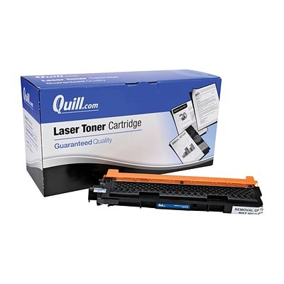 Quill Brand Compatible Brother® TN210BK Black Laser Toner Cartridge (100% Satisfaction Guaranteed)