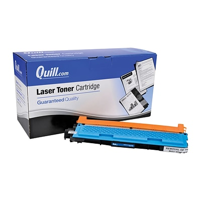 Quill Brand Remanufactured Brother® TN210C Cyan Laser Toner Cartridge (100% Satisfaction Guaranteed)