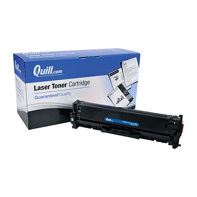 Quill Brand Compatible Toner for Canon® 118; 2261B001AA, Cyan (100% Satisfaction Guaranteed)