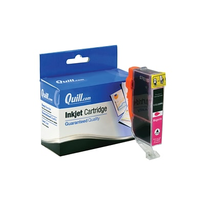 Quill Brand Compatible Ink for Canon® Pixma iP4820; CLI-226M, Magenta (100% Satisfaction Guaranteed)