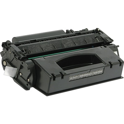 Quill Brand Remanufactured HP 53X (Q7553X) Black Extra High Yield Laser Toner Cartridge (100% Satisfaction Guaranteed)