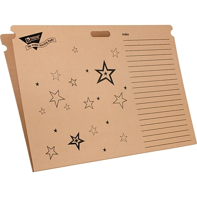 Trend® File n Save System® Boxes; Chart Sturdy Folder