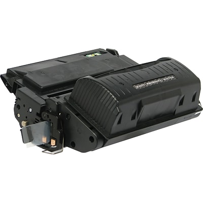 Quill Brand Remanufactured HP 42X (Q5942X) Black Extra High Yield Laser Toner Cartridge (100% Satisfaction Guaranteed)