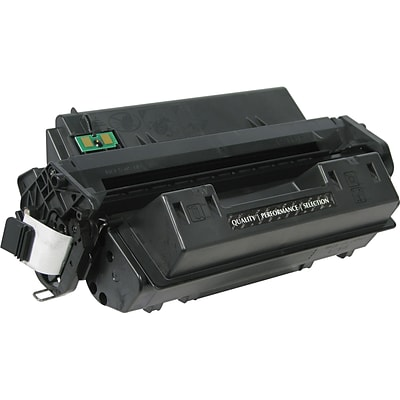 Quill Brand Remanufactured HP 10A (Q2610A) Black Extra High Yield Laser Toner Cartridge (100% Satisfaction Guaranteed)