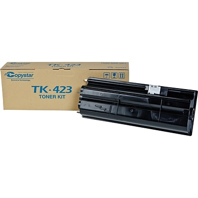 Copystar® TK423 Black Laser Toner Cartridge