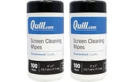 Quill Brand® Screen/Monitor Cleaning Wipes