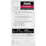 Ansell Radiation Attenuation Gloves; Size 7, 1 Pair/Case