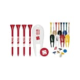 Imprinted Golf Kit (4 Tees, 1 Divot, 1 Marker)