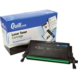 Quill Brand Compatible Samsung® CLPK660B Black High Yield Laser Toner (100% Satisfaction Guaranteed)