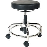 Alera® Height-Adjustable Utility Stool