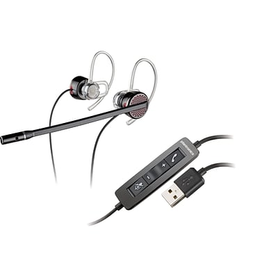 Plantronics® Blackwire C435-M Stereo USB Headset (Certified for Microsoft® Lync)