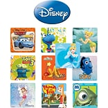 "SmileMakers® Disney Sticker Sampler; 2-1/2""H x 2-1/2""W, 1,000/Roll"