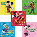 "SmileMakers® Mickey Mouse Patient Stickers; 2-1/2""H x 2-1/2""W, 100/Roll"