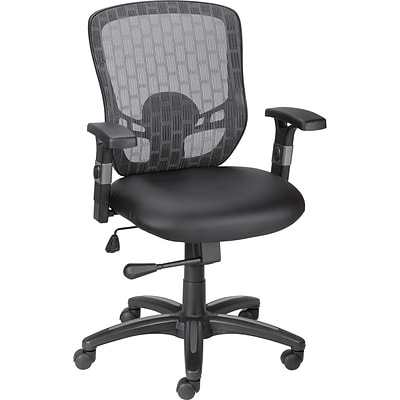 HON® Ignition® Low-Back Office/Computer Chair, Black