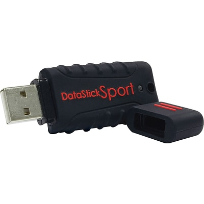 Centon DataStick Sport USB 2.0 Flash Drive; 128GB