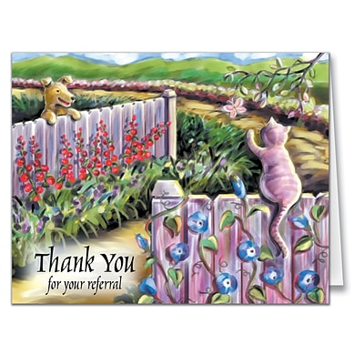 Medical Arts Press Thank You Cards Thank You For Your Referral