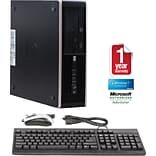 HP Refurbished 8000 Small Form Factor Desktop PC