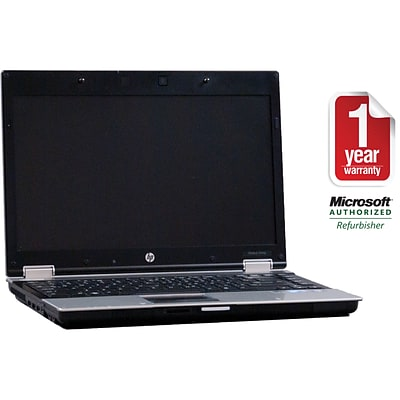 HP Refurbished 14 Laptop 8440P with Intel; 4GB RAM, 128GB Hard Drive