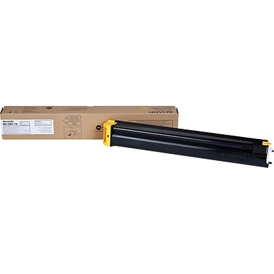 Sharp® MX23NTYA Yellow Laser Toner Cartridge