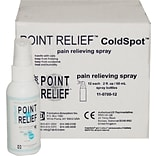 Point Relief™ ColdSpot™ Pain Reliever; 2oz. Spray, 12/Box
