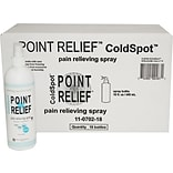 Point Relief™ ColdSpot™ Pain Reliever; 16oz. Spray, 18/Case