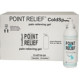 Point Relief™ ColdSpot™ Pain Reliever; 16oz. Gel Pump, 24/Case