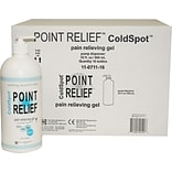 Point Relief™ ColdSpot™ Pain Reliever; 32oz. Gel Pump, 16/Case