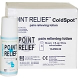 Point Relief™ ColdSpot™ Pain Reliever; 3oz. Roll On, 12/Case
