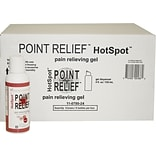 Point Relief™HotSpot™ Pair Reliever; 4oz. Gel, 24/Case