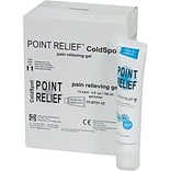 Point Relief™ ColdSpot™ Pain Reliever; 4 oz. Gel With Hands Free Applicator, 144/Case