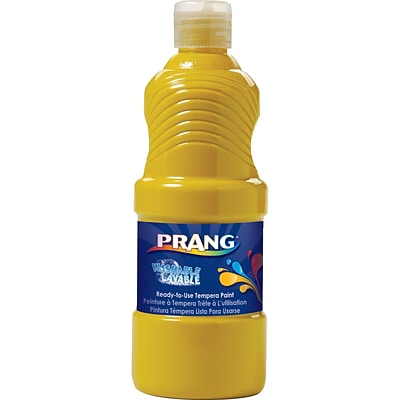 Prang® Ready-To-Use Washable Paint; 16 Oz., Yellow