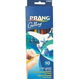 Prang® Watercolor Colored Pencils; 10/Pack
