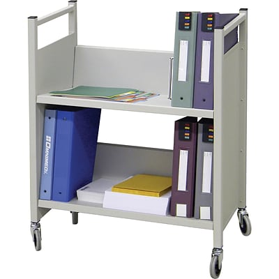 Omnimed Inc.® Utility Cart; Cubbie Cart, Gray