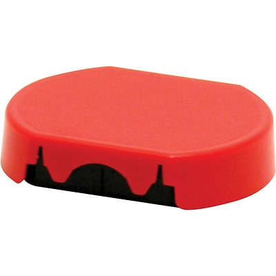Self-Inking Stamp Replacement Pad for T46130; Red