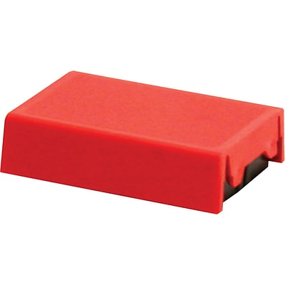 Self-Inking Stamp Replacement Pad for T4850; Red