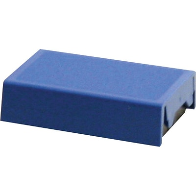 Self-Inking Stamp Replacement Pad for T4850; Blue