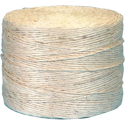 Natural Fiber Tying Twine; 190-lb. Tensile Strength