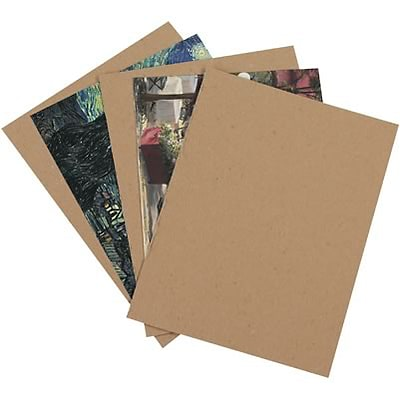 Chipboard Pads; 8-1/2x14, 760/Case