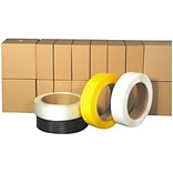 Clear .027 Mils Polypropylene Strapping
