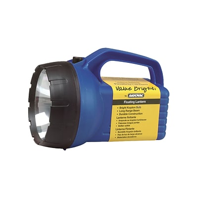Rayovac® Industrial Value Bright Floating Lantern; Blue, 6V Battery
