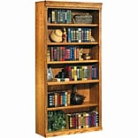 Martin Furniture Wheat Open Bookcase