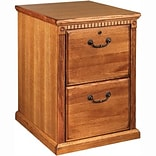 Martin Furniture Wheat 2-Drawer Vertical File