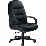 Global Comfort & Style Charcoal Executive Chair