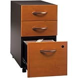 Bush® Corsa Cherry 3-Drawer File