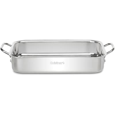 Chef's Classic Stainless 13.5 In. Lasagna Pan